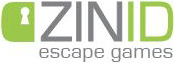 Logo van ZINID escape games